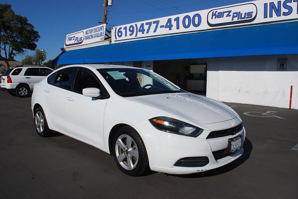 Pre-Owned 2015 Dodge Dart SXT Sedan 4D