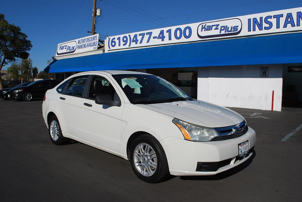 Pre-Owned 2009 Ford Focus SE Sedan 4D