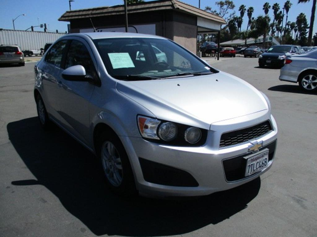 Pre-Owned 2014 Chevrolet Sonic LT Sedan 4D