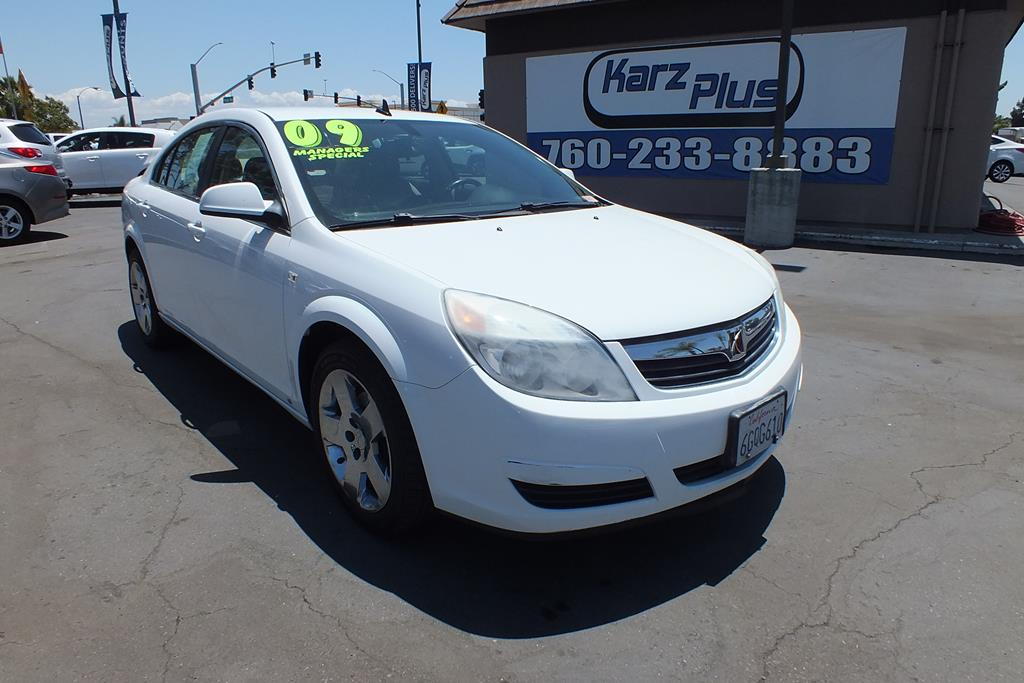 Pre-Owned 2009 Saturn Aura XE Sedan 4D