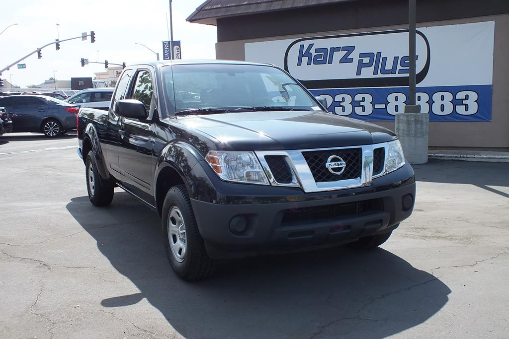 Pre-Owned 2016 Nissan Frontier S Pickup 2D 6 ft
