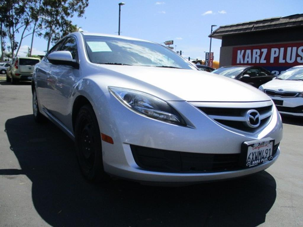 Pre-Owned 2013 Mazda6 i Sport Sedan 4D