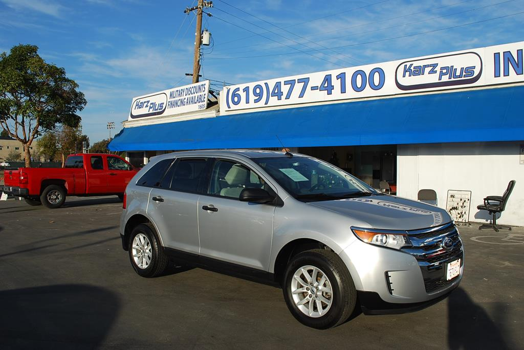 Pre-Owned 2014 Ford Edge SE Sport Utility 4D