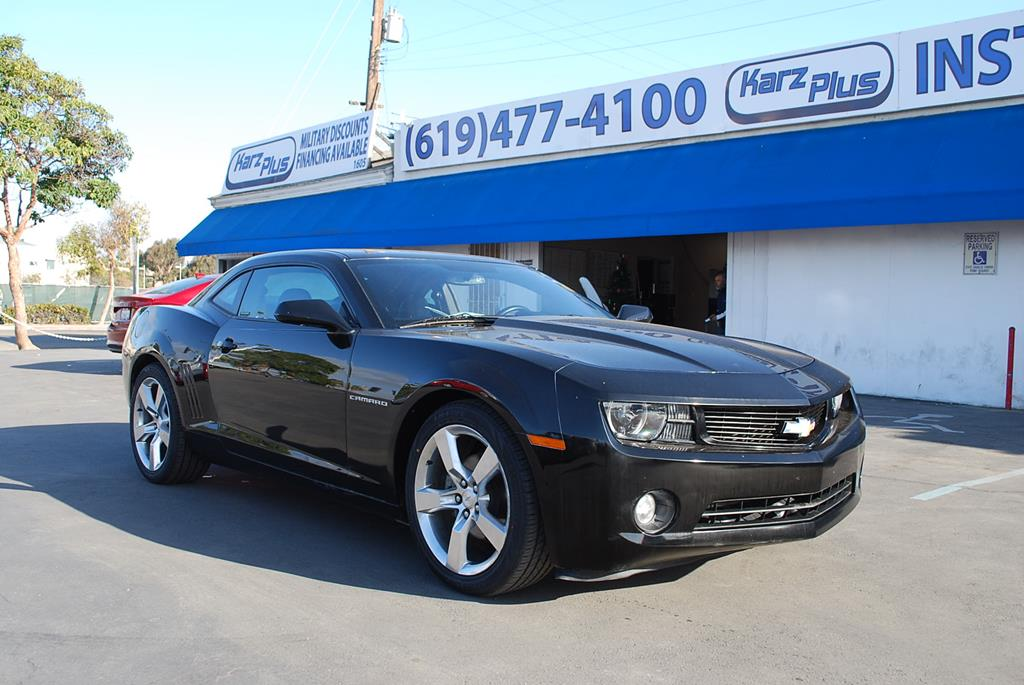 Pre-Owned 2013 Chevrolet Camaro LT Coupe 2D