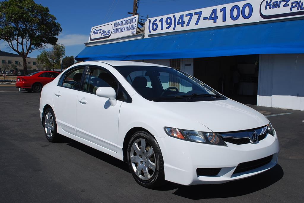 Pre Owned 2011 Honda Civic Sedan LX