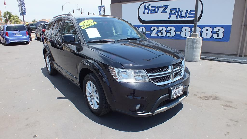 Pre-Owned 2015 Dodge Journey SXT Sport Utility 4D