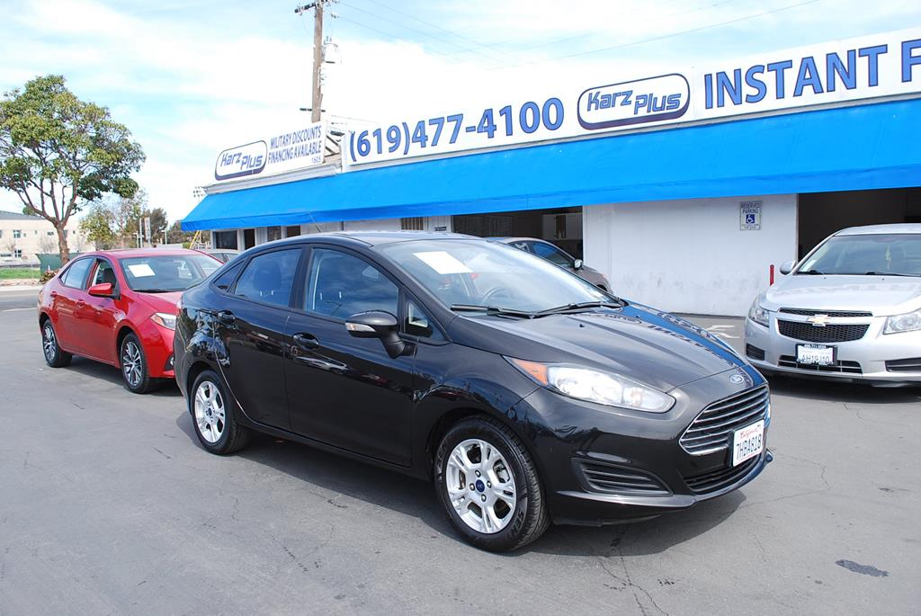Pre-Owned 2014 Ford Fiesta SE Sedan 4D