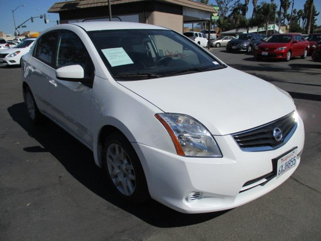 Pre-Owned 2012 Nissan Sentra S Sedan 4D