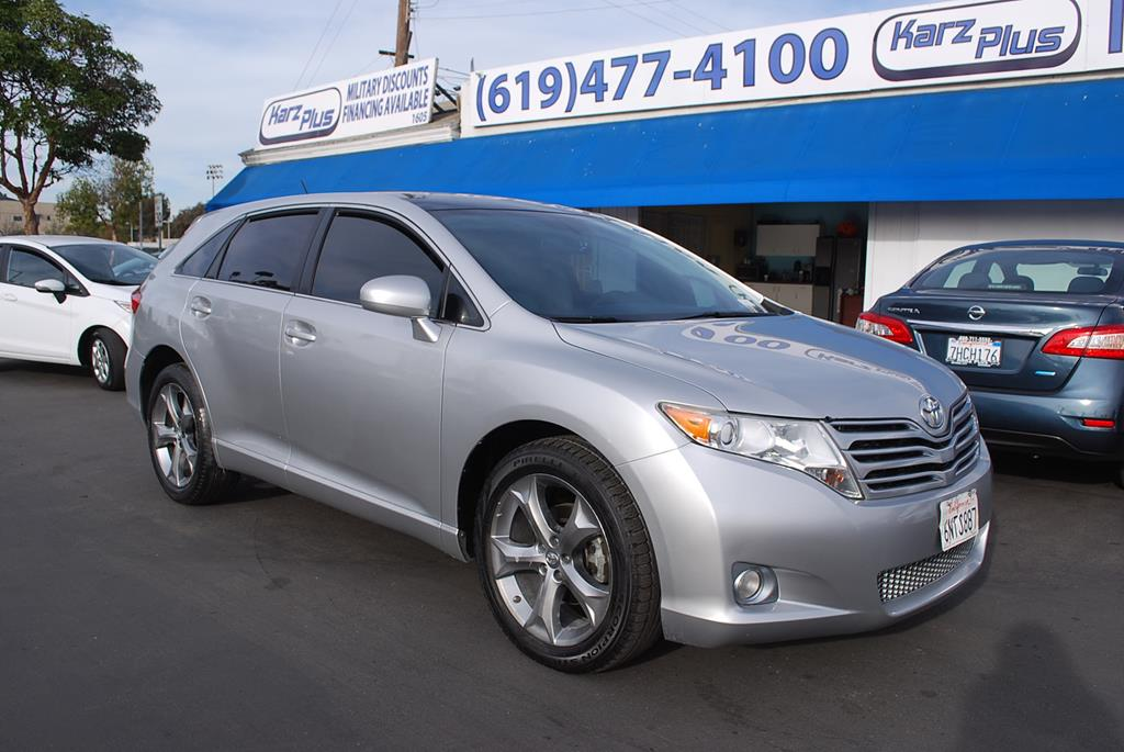 Pre-Owned 2010 Toyota Venza Wagon 4D