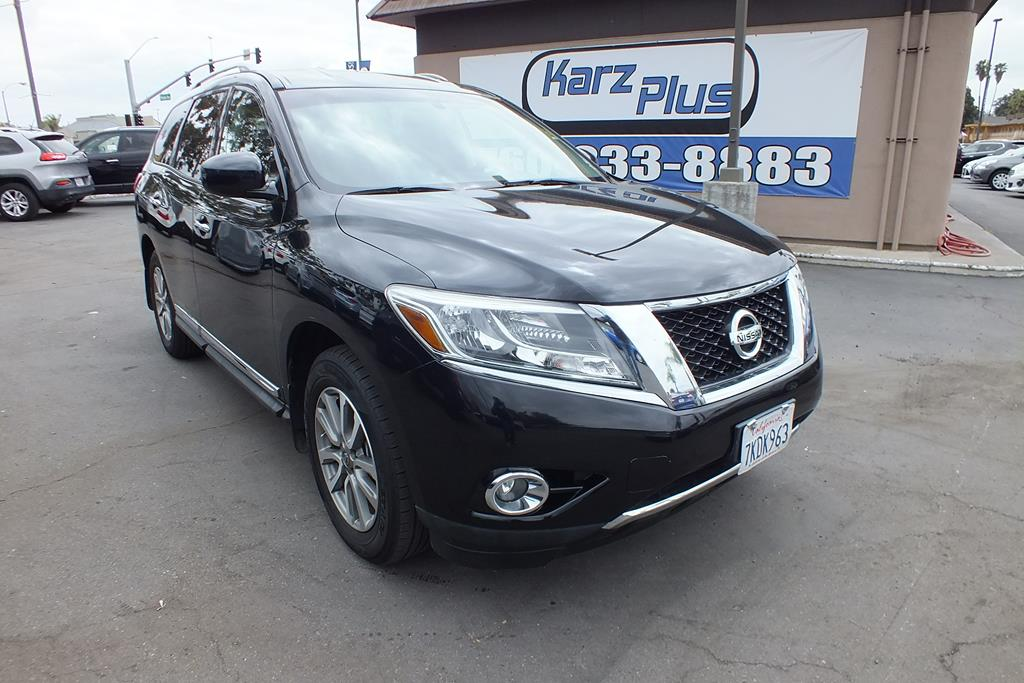 Pre-Owned 2013 Nissan Pathfinder SL Sport Utility 4D