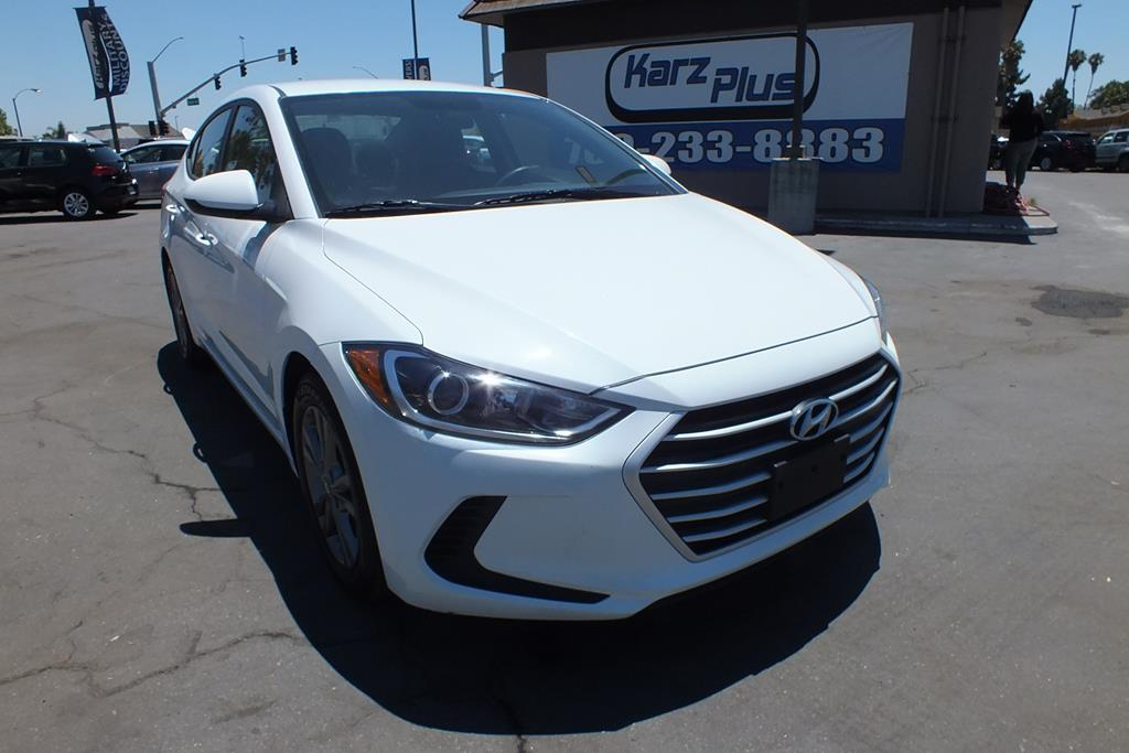 Pre-Owned 2018 Hyundai Elantra SEL Sedan 4D