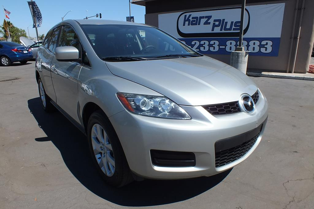 Pre-Owned 2007 Mazda CX-7 Grand Touring