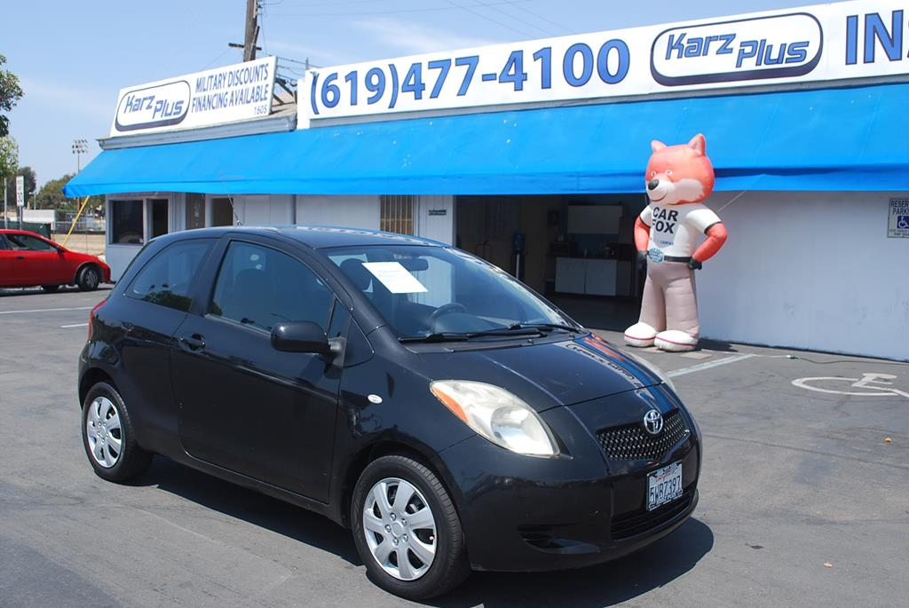 Pre-Owned 2007 Toyota Yaris Base
