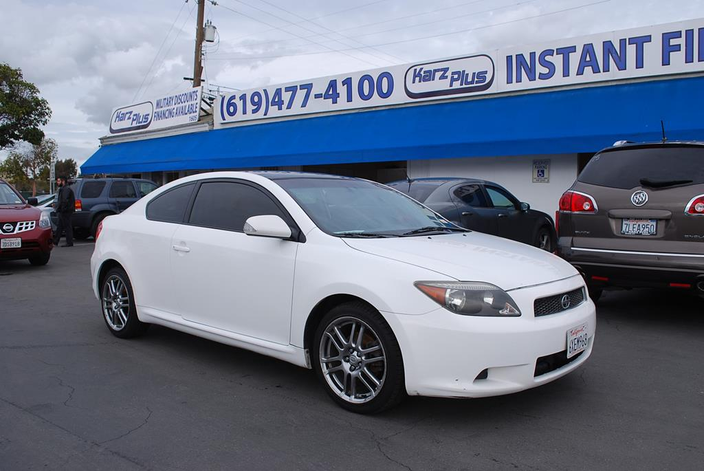 Pre-Owned 2005 Scion TC Base