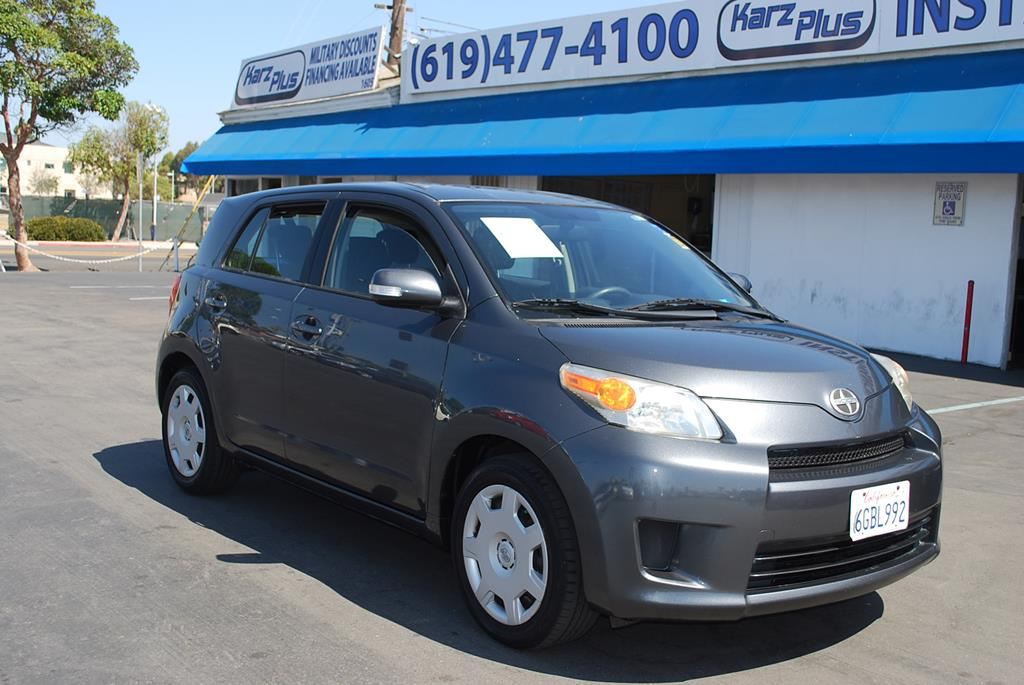 Pre-Owned 2009 Scion xD Hatchback 4D