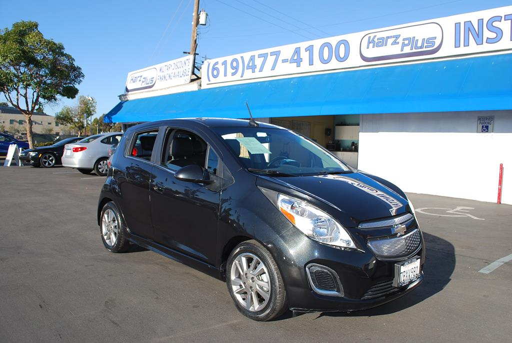 Pre-Owned 2014 Chevrolet Spark EV 2LT Hatchback 4D