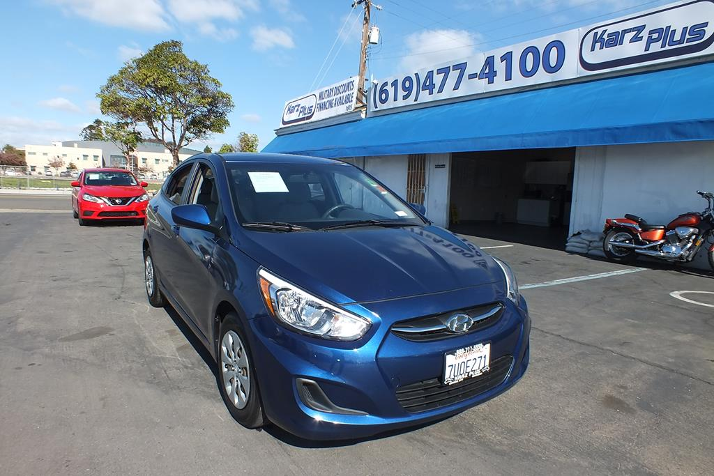 Pre-Owned 2015 Hyundai Accent GLS Sedan 4D