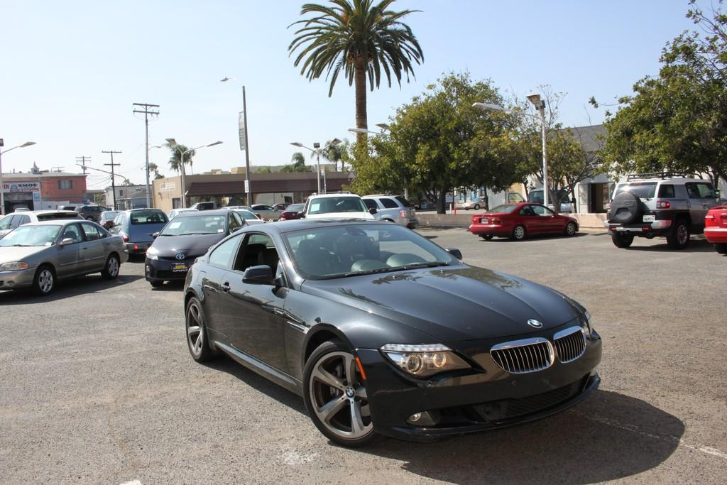 Pre-Owned 2010 BMW 6 Series 650i