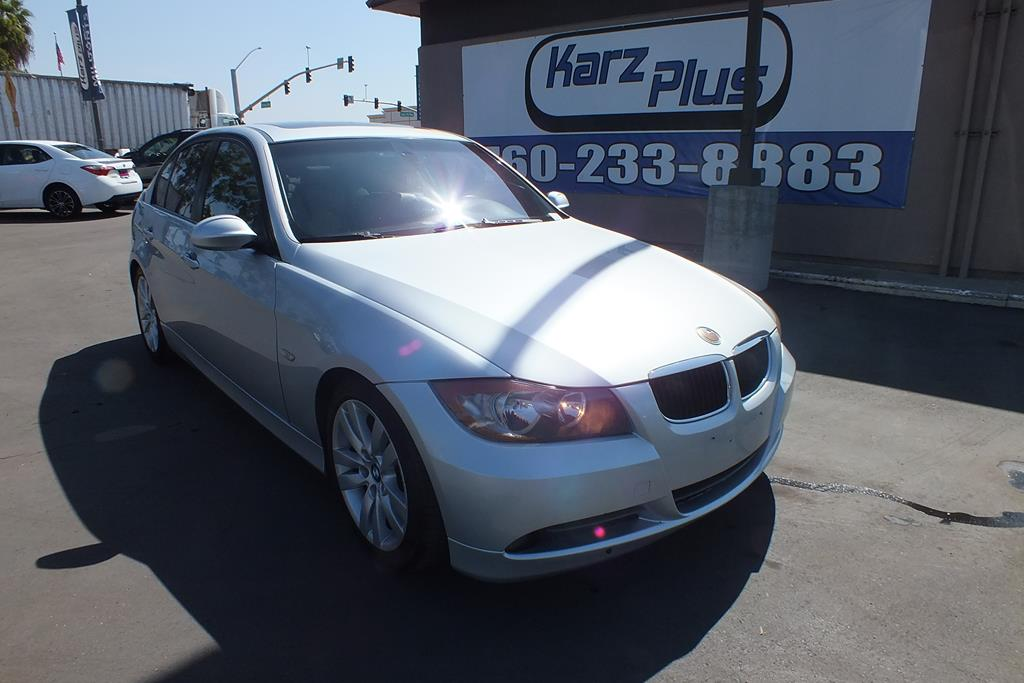 Pre-Owned 2008 BMW 3 Series 328i Sedan 4D