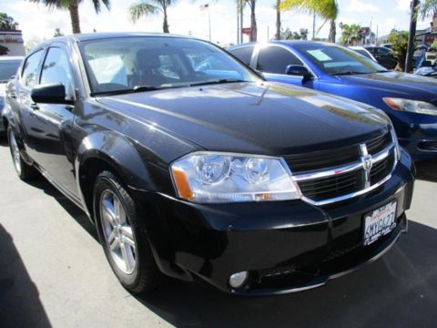 Pre-Owned 2010 Dodge Avenger R/T Sedan 4D