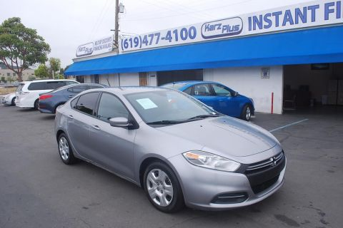 Pre-Owned 2015 Dodge Dart SE Sedan 4D