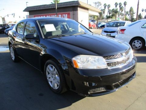 Pre-Owned 2012 Dodge Avenger SE Sedan 4D