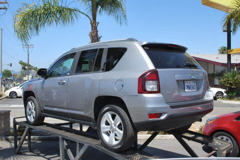 Pre-Owned 2016 Jeep Compass Sport SUV 4D