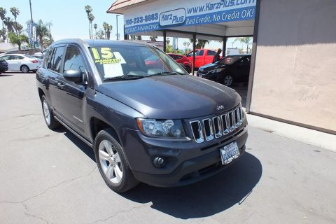 Pre-Owned 2015 Jeep Compass Sport SUV 4D