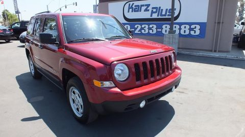 Pre-Owned 2014 Jeep Patriot Sport SUV 4D