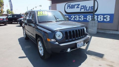 Pre-Owned 2015 Jeep Patriot Limited Sport Utilit