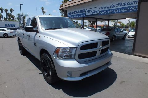 Pre-Owned 2016 Ram 1500 Express Pickup 4D 6