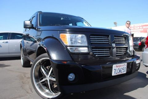 Pre-Owned 2011 Dodge Nitro Heat Sport Utility 4