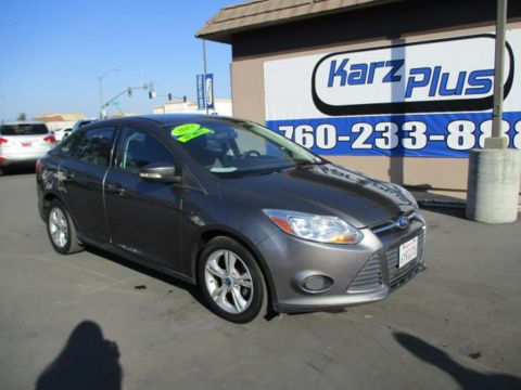 Pre-Owned 2013 Ford Focus SE Sedan 4D