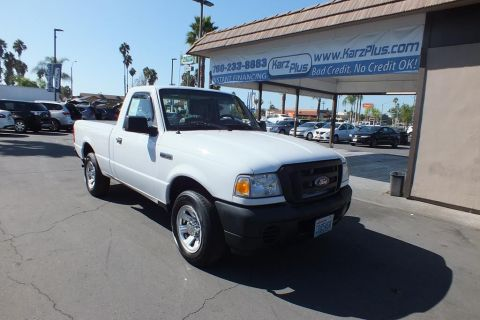 Pre-Owned 2010 Ford Ranger XL Pickup 2D 6 ft