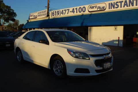 Pre-Owned 2014 Chevrolet Malibu LS Sedan 4D