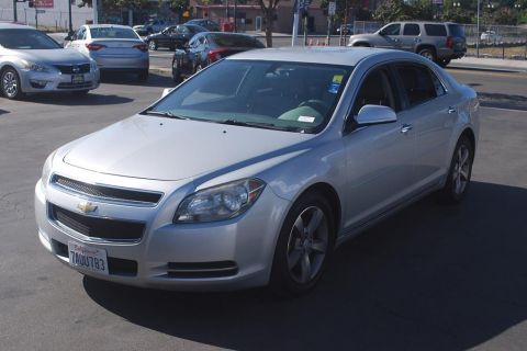 Pre-Owned 2012 Chevrolet Malibu LT Sedan 4D