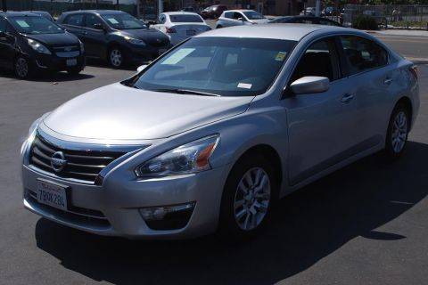 Pre-Owned 2013 Nissan Altima 2.5 S Sedan 4D