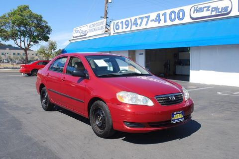 Pre-Owned 2006 Toyota Corolla CE Sedan 4D