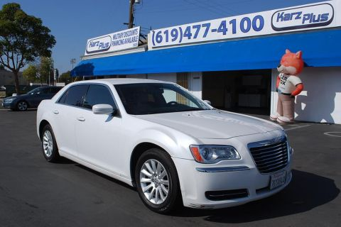 Pre-Owned 2014 Chrysler 300 300 Sedan 4D
