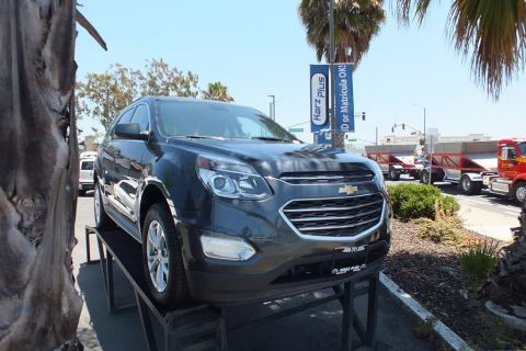 Pre-Owned 2017 Chevrolet Equinox LT Sport Utility 4D