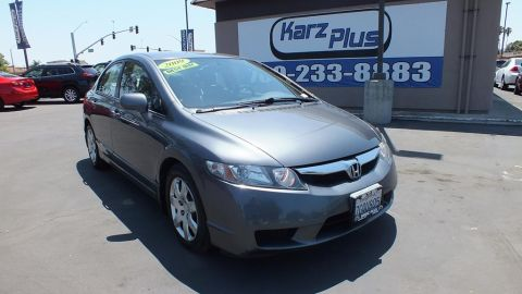 Pre-Owned 2009 Honda Civic Sedan LX Sedan 4D