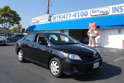 Pre-Owned 2011 Toyota Corolla LE Sedan 4D
