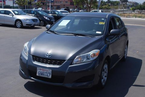 Pre-Owned 2009 Toyota Matrix Sport Wagon 4D