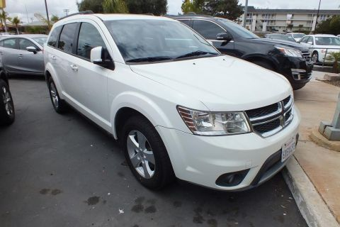 Pre-Owned 2012 Dodge Journey SXT Sport Utility 4D