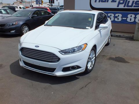Pre-Owned 2016 Ford Fusion SE Sedan 4D