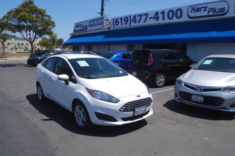 Pre-Owned 2018 Ford Fiesta SE Sedan 4D
