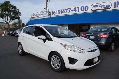 Pre-Owned 2013 Ford Fiesta SE Hatchback 4D