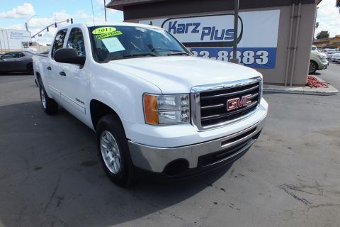Pre-Owned 2011 GMC Sierra 1500 SLE Pickup 4D 5 3/4