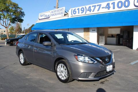 Pre-Owned 2016 Nissan Sentra SV Sedan 4D