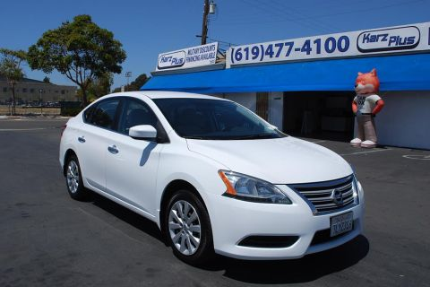 Pre-Owned 2015 Nissan Sentra SV Sedan 4D